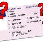 patenti di guida italiane per moto