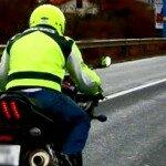capi alta visibilità da moto