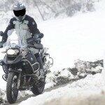 inverno in moto